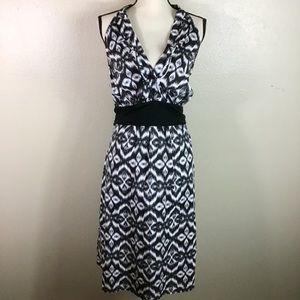 EUC- Torrid Halter Cotton Dress